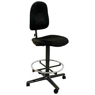 Herman Miller Swivel Adjustable Drafting Stool Chair