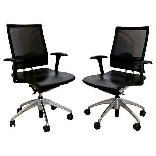 Knoll Office Chairs Set of 2