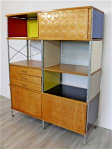 Charles & Ray Eames Cabinet ESU-400 1st Edition