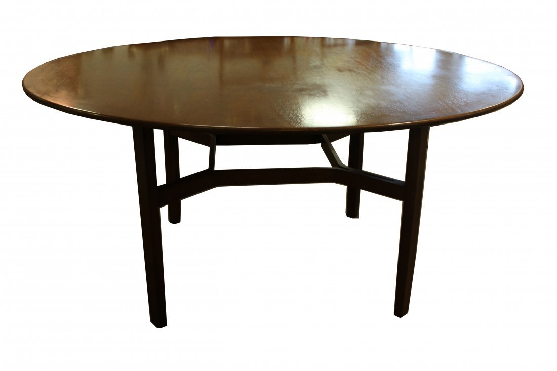 Knoll Game Table By Lewis Butler