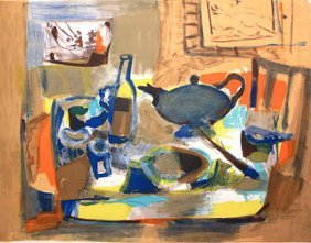 Teapot By Marcel Mouly