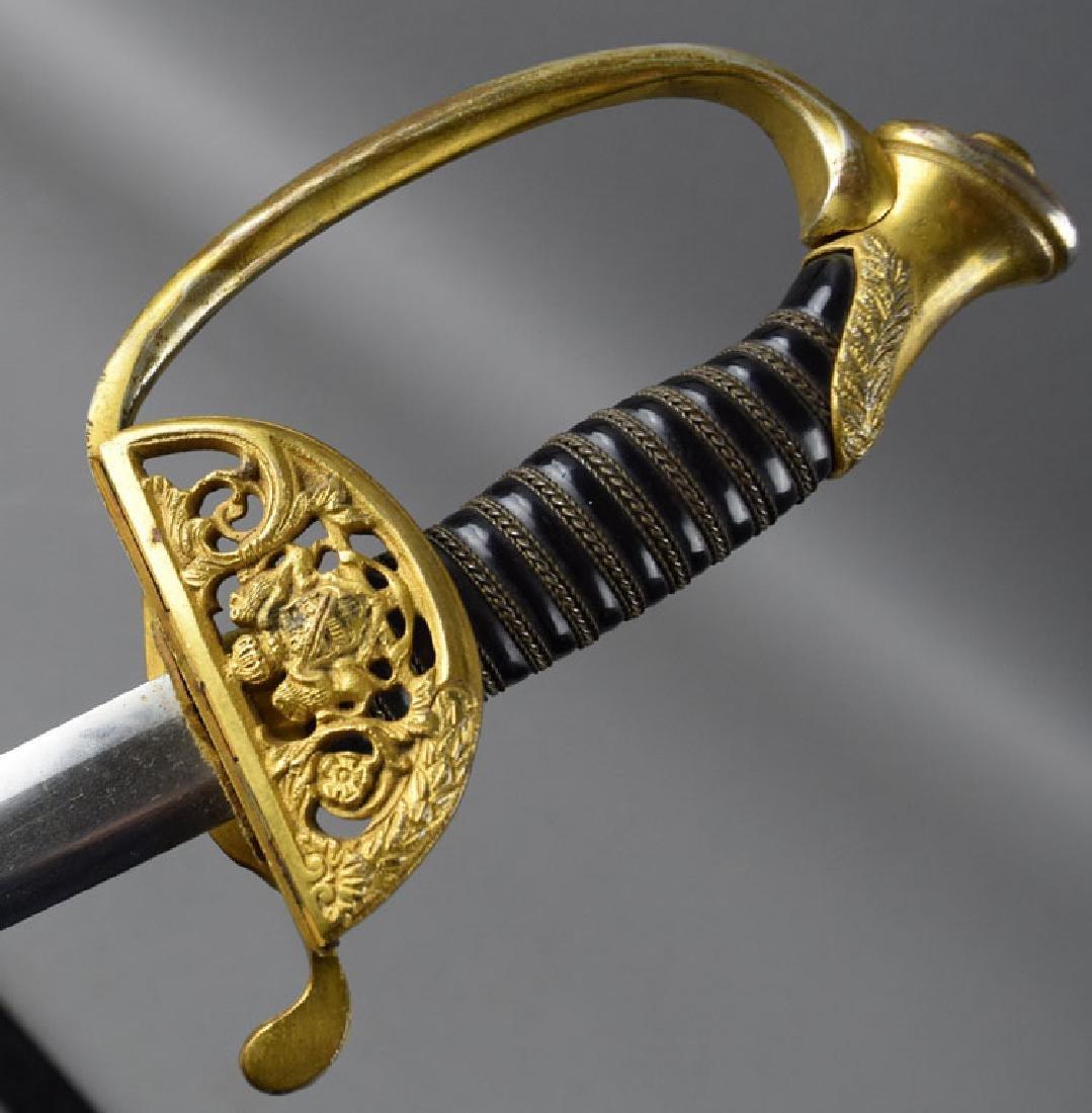 German Saxon WWI Period Sword - 7