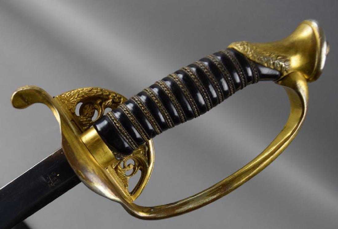 German Saxon WWI Period Sword - 8