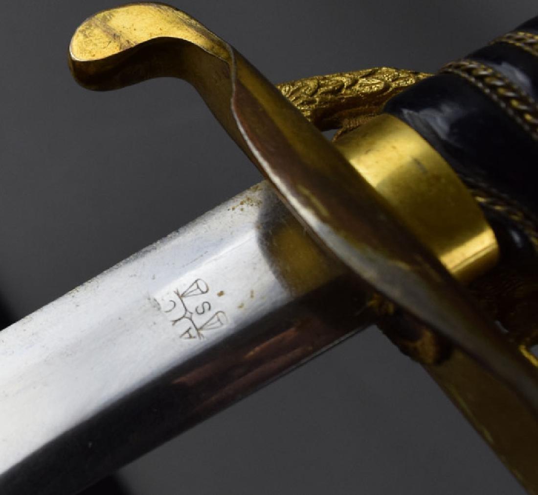 German Saxon WWI Period Sword - 9