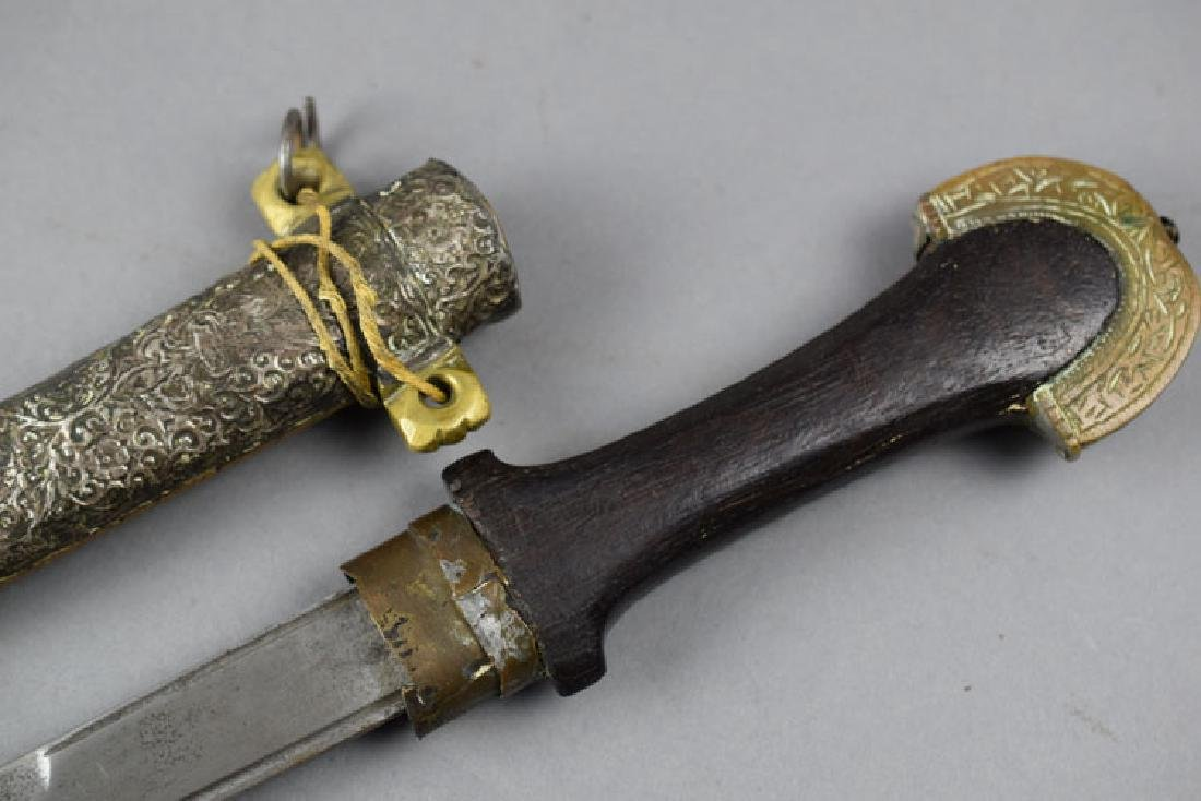 Antique Jambiya Dagger - 3