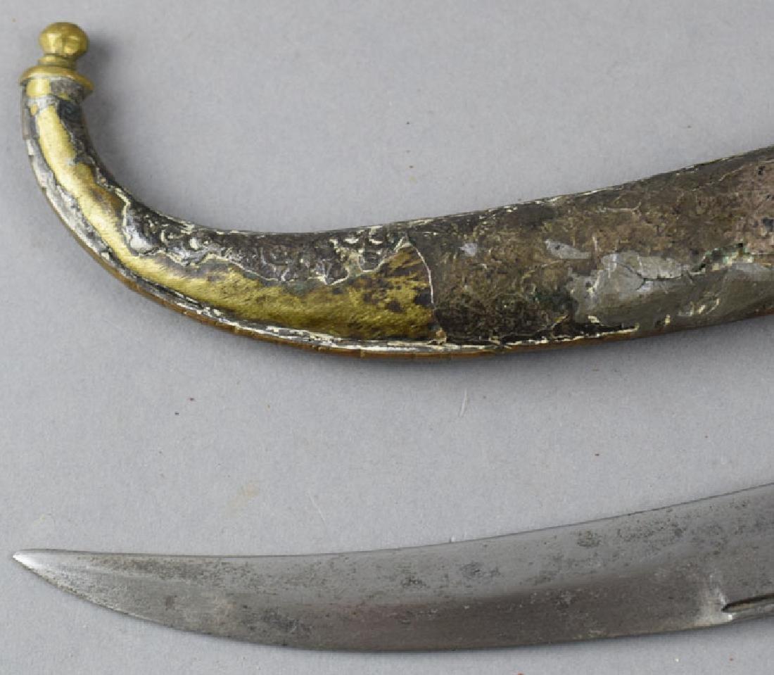 Antique Jambiya Dagger - 5