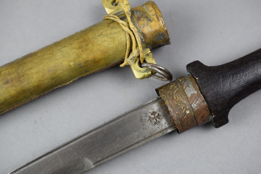 Antique Jambiya Dagger - 6