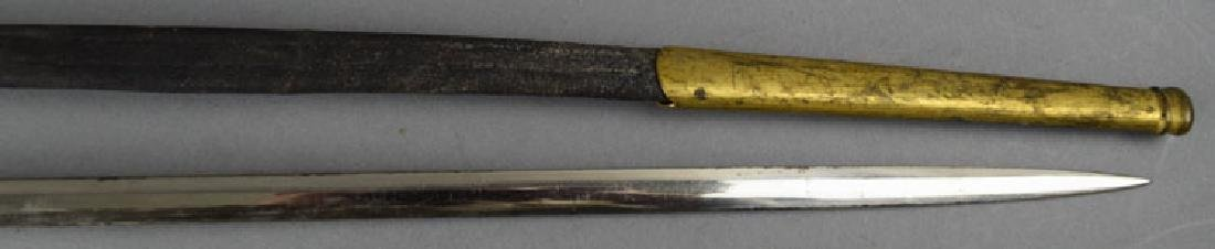 Early 20th Century European Naval Officer Sword - 5