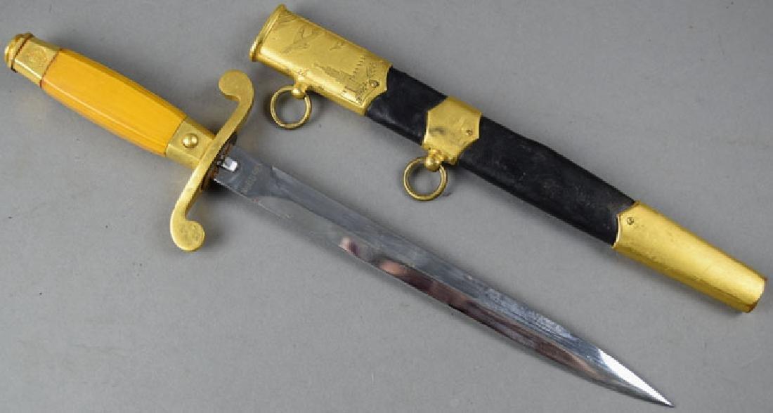 Russian Soviet Air Force Officer Dagger - 4