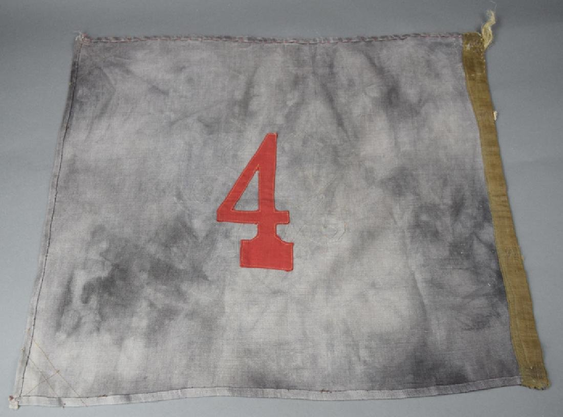 103 Russian imperial 4th railroad company flag - 3