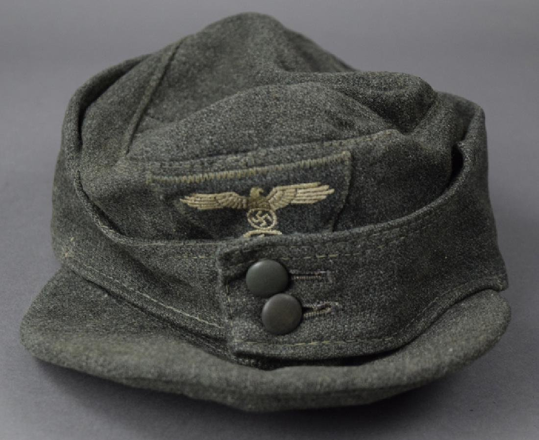 SS original WW2 jacket and hat - 7
