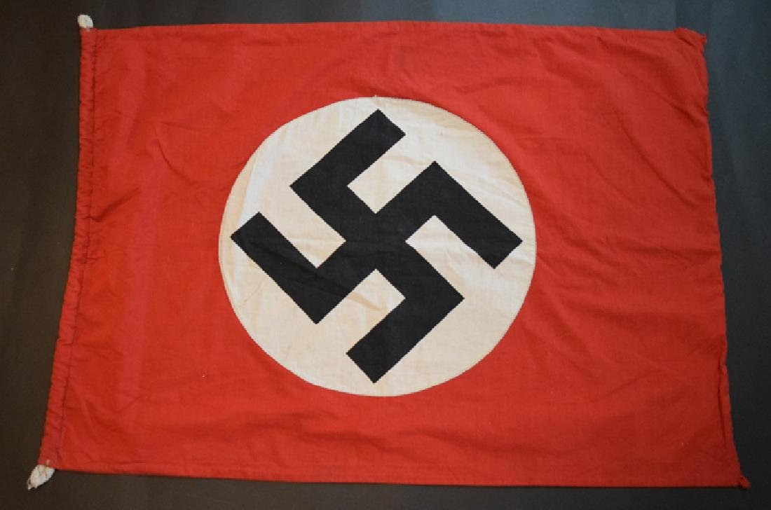 1944 German Don Cossacks regimental flag - 2