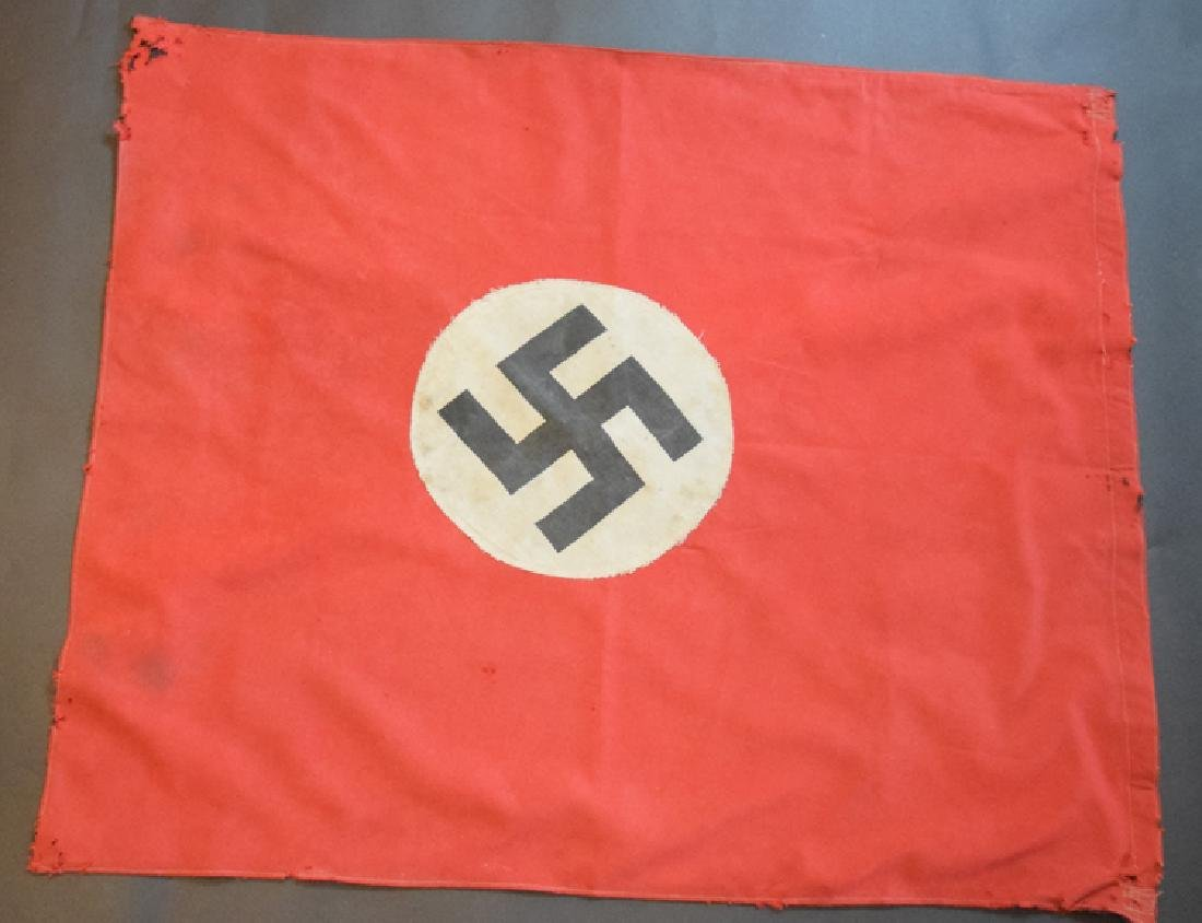 1944 German Cuban Cossacks regimental flag - 2
