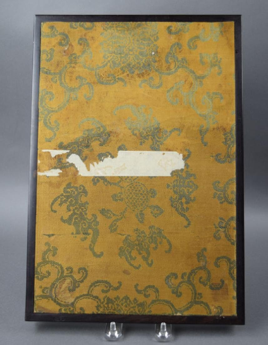 Chinese painted album book