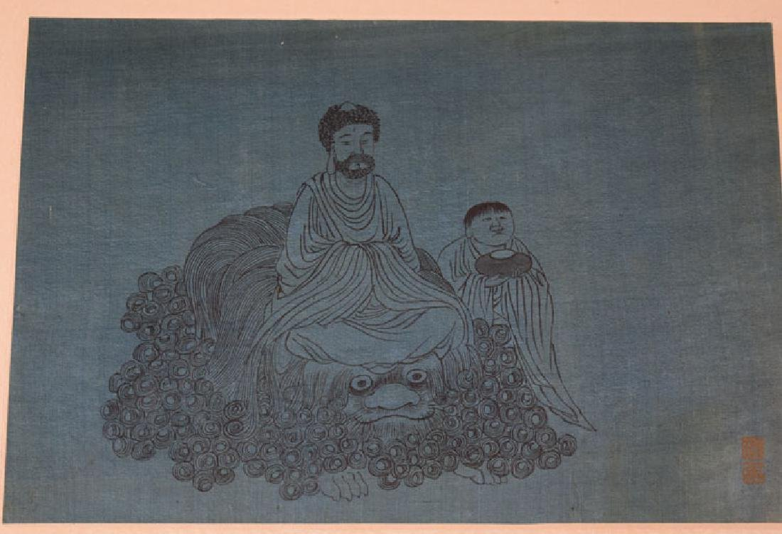 Chinese painted album book - 6