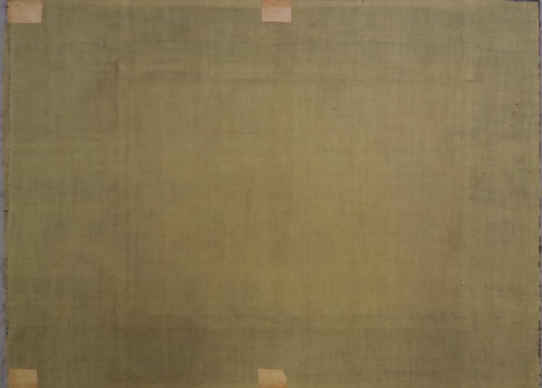 Chinese Tibetan Ming paint thangka - 5