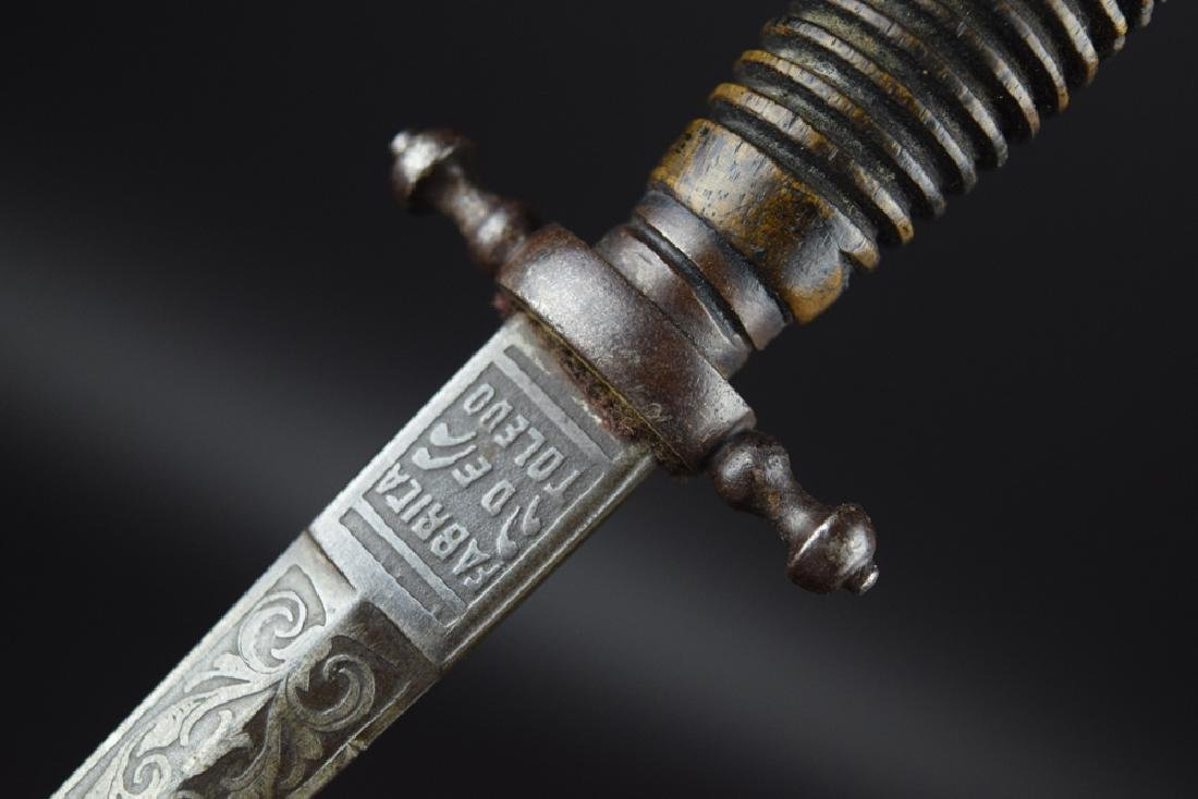 19th Century Spanish Dagger - 5