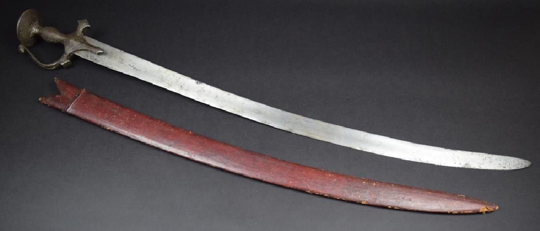 19th C Indian Tulwar Sword
