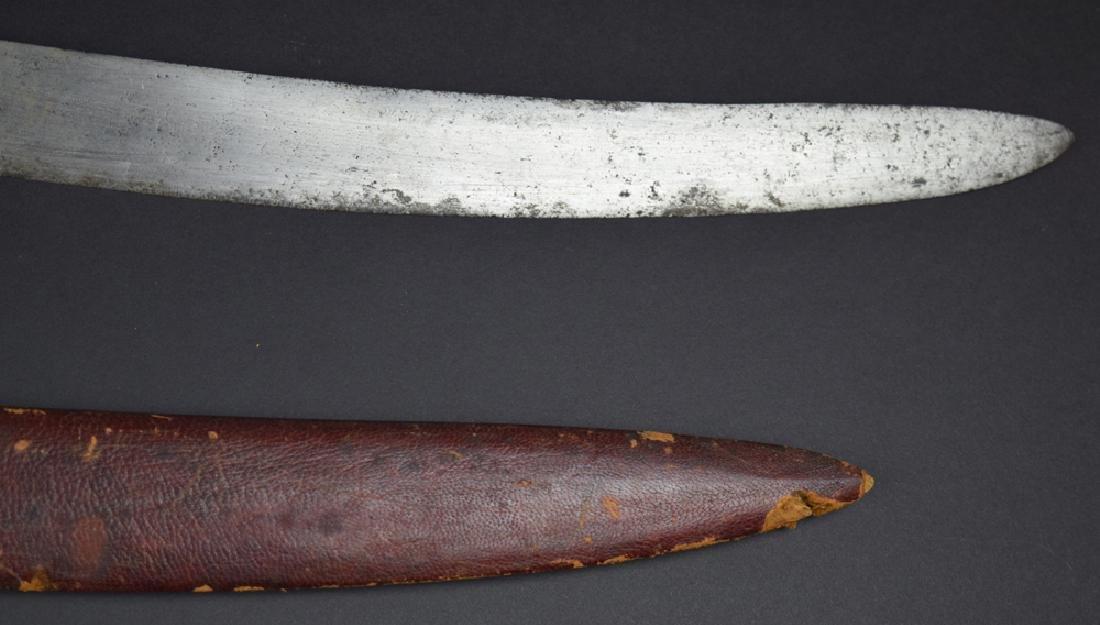 19th C Indian Tulwar Sword - 4