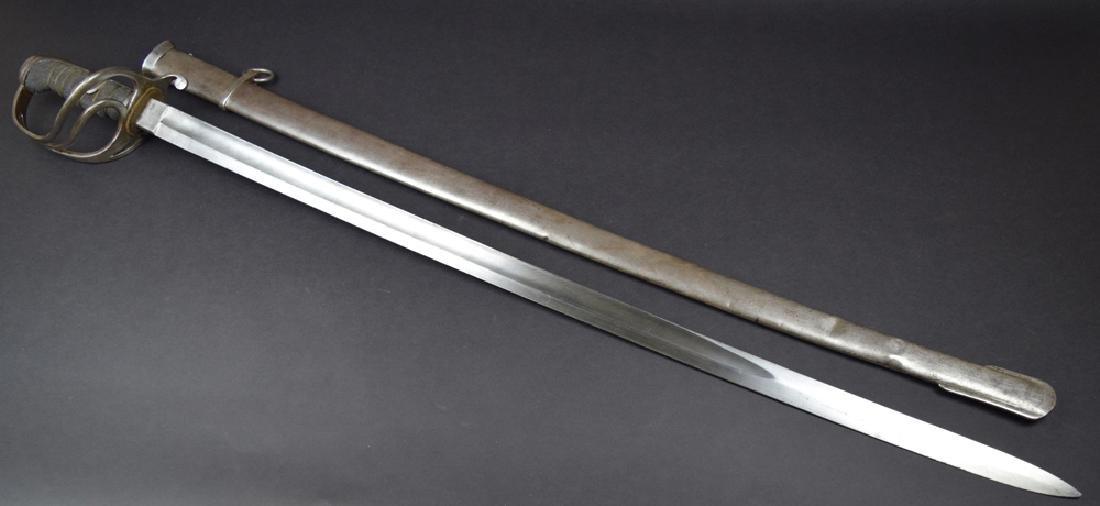 Austrian 19th Century Ulan Sword - 2