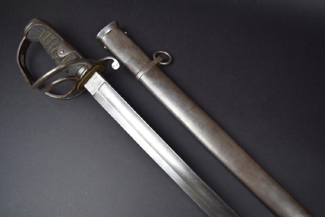 Austrian 19th Century Ulan Sword - 3