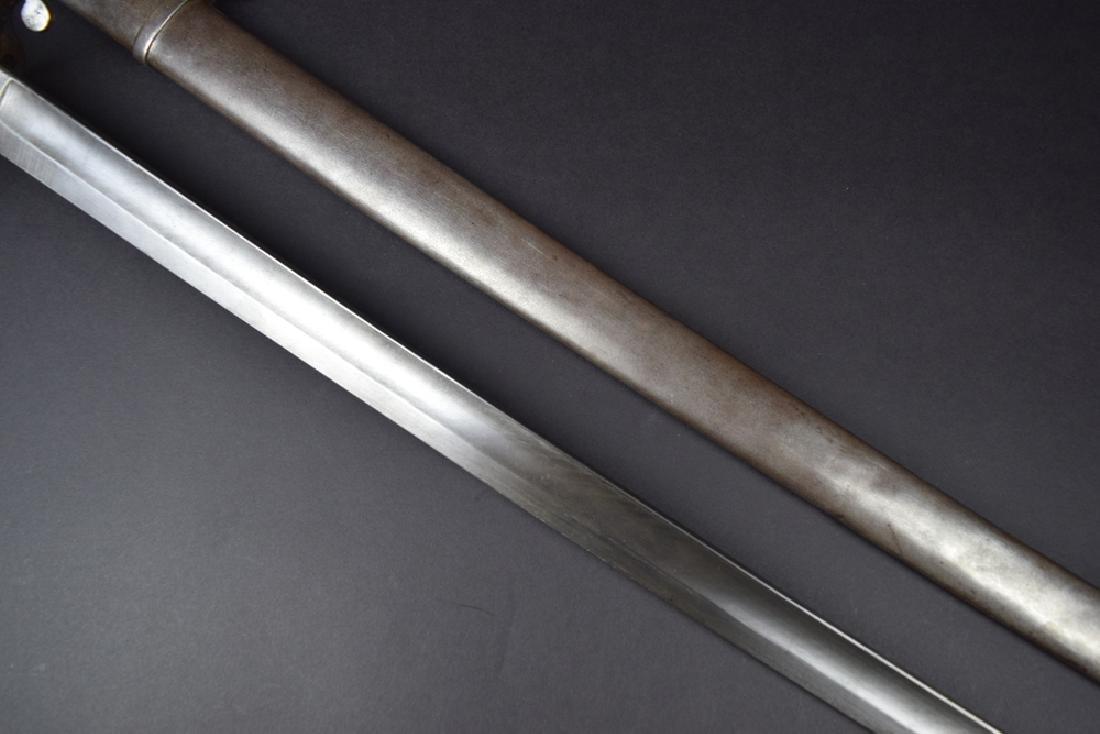 Austrian 19th Century Ulan Sword - 4