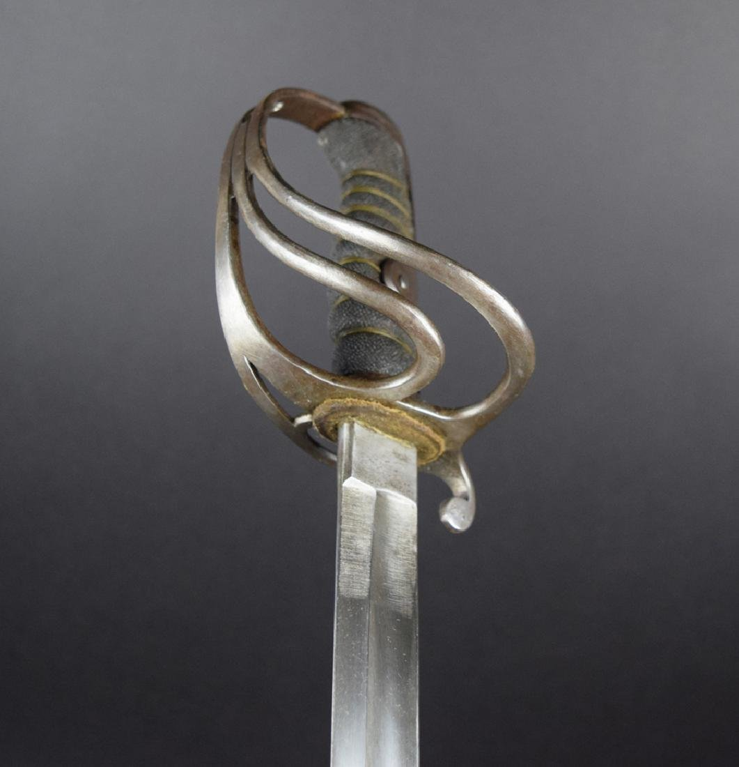 Austrian 19th Century Ulan Sword - 6