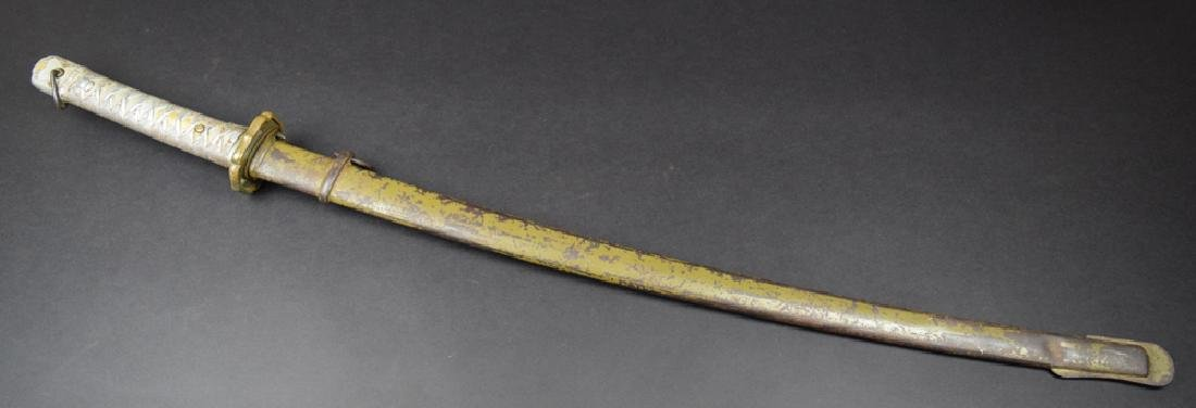 Japanese WWII NCO Officer Sword