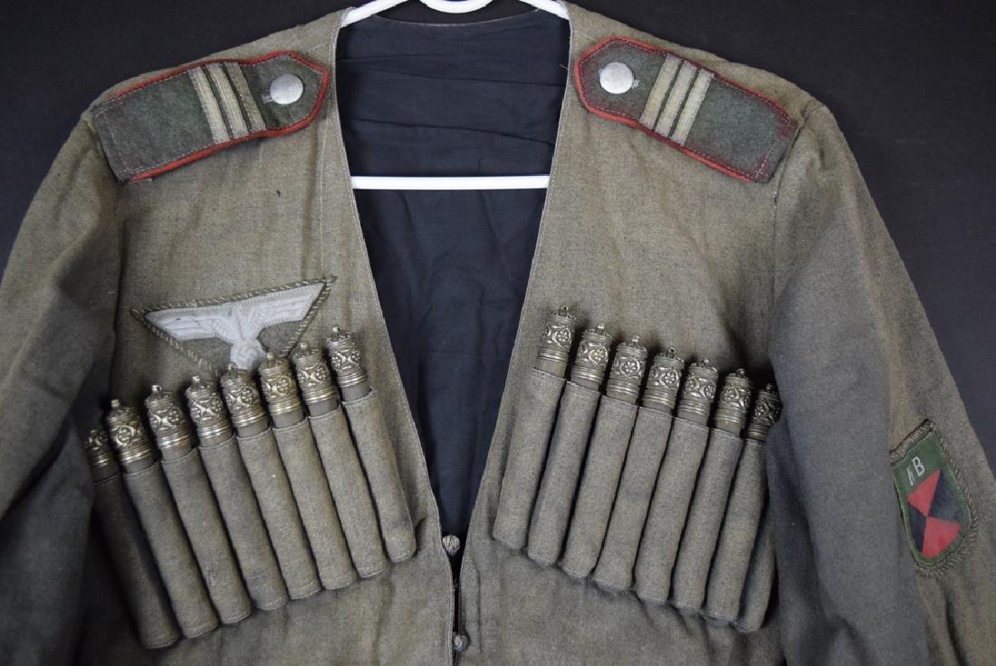 1942 German/ Russian Cuban Cossacks cherkeska - 2