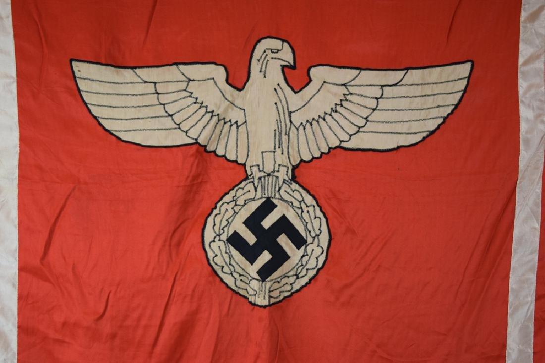 WWII German  Gauleiter Podium Banner - 2