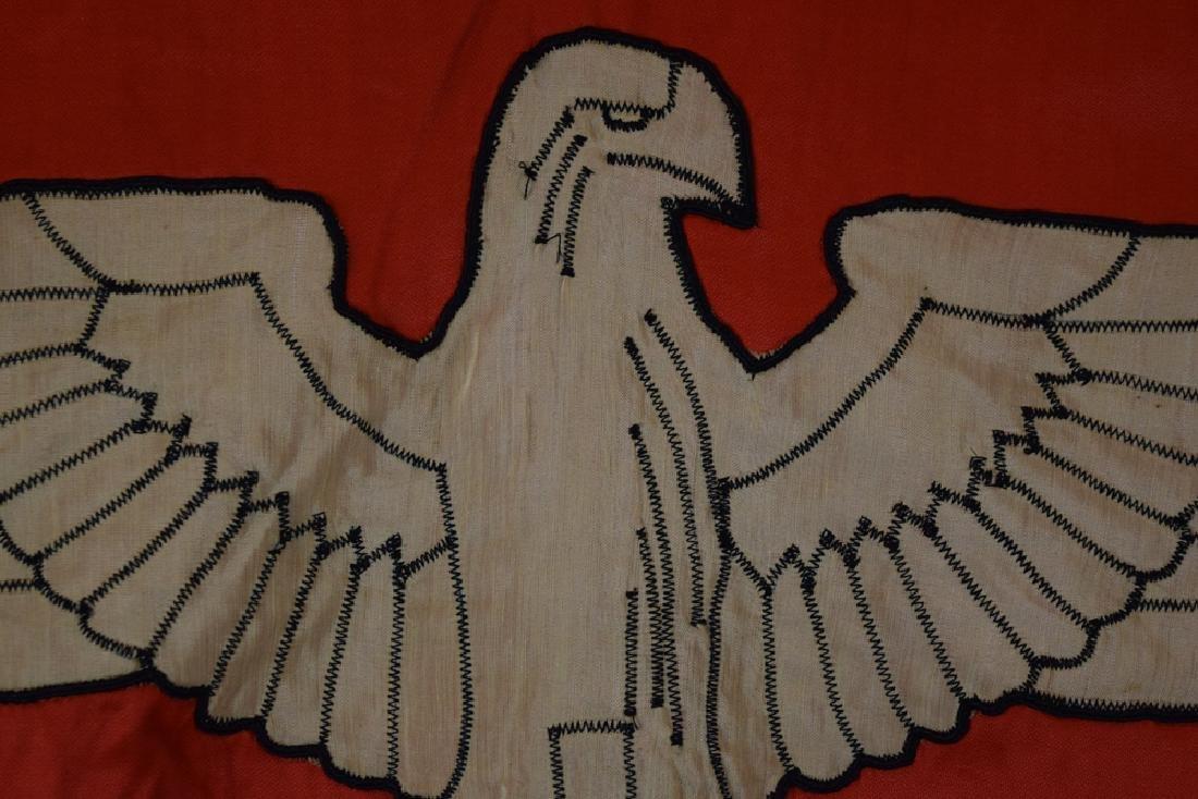 WWII German  Gauleiter Podium Banner - 3
