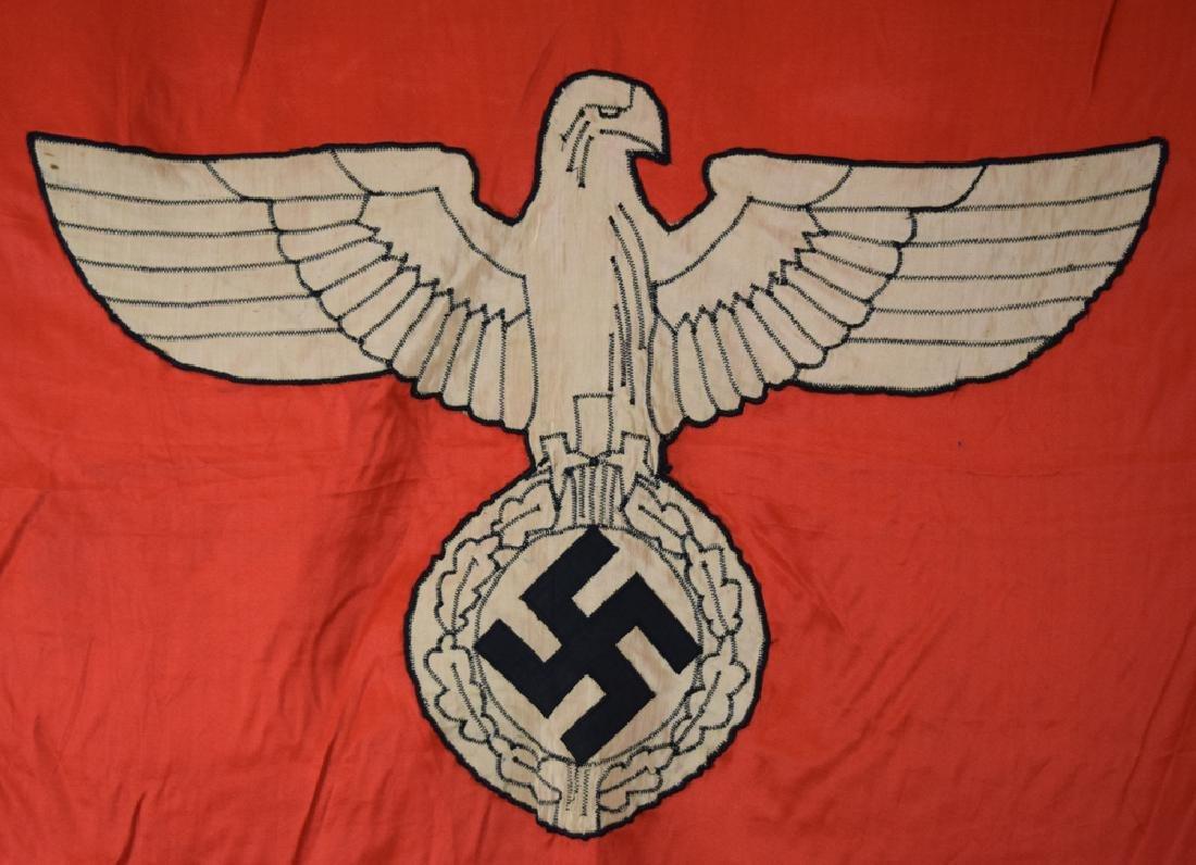 WWII German  Gauleiter Podium Banner - 4