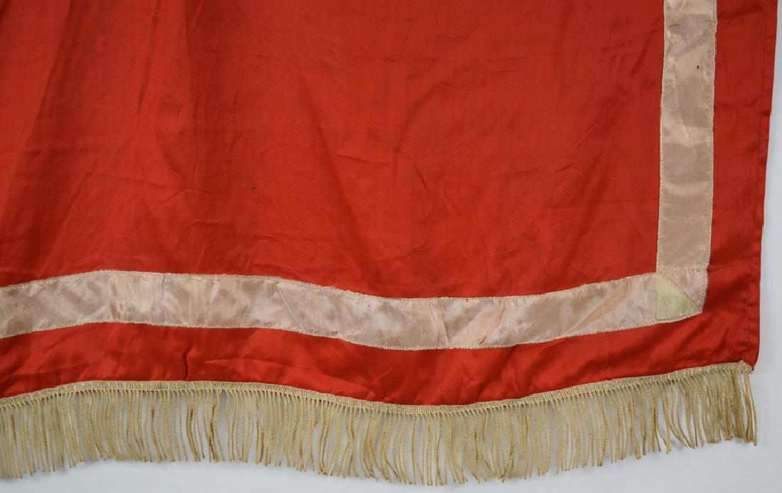 WWII German  Gauleiter Podium Banner - 5