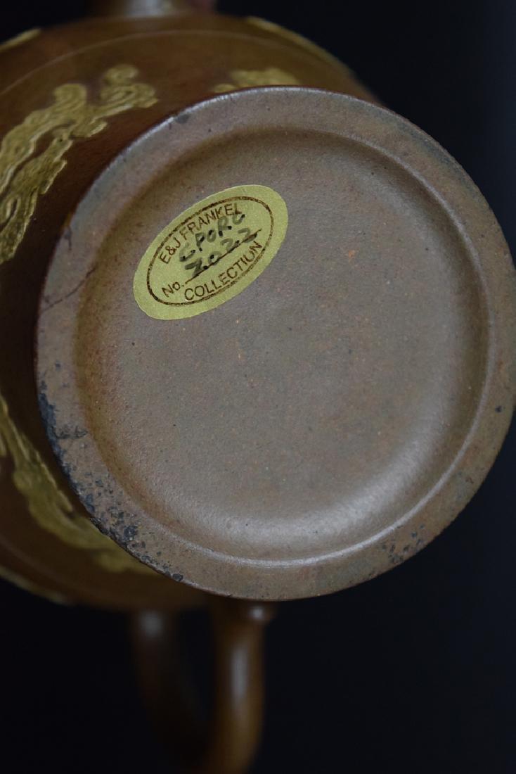 Chinese Qing Yixing Tea pot - 6