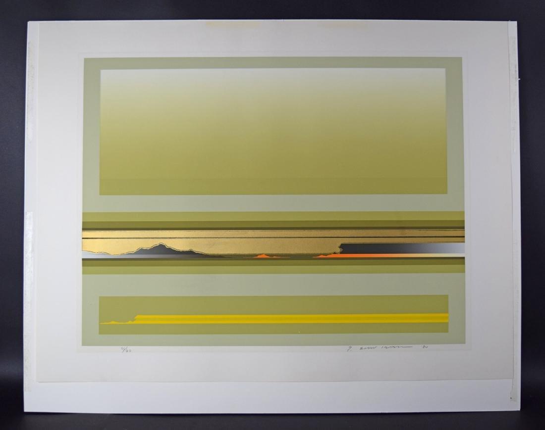 Sawada Tetsurio Woodblock Print
