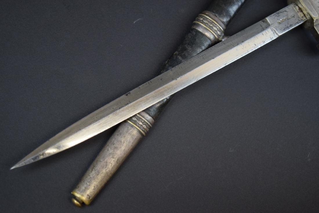 Model of 1924 Polish Officer Dagger - 6