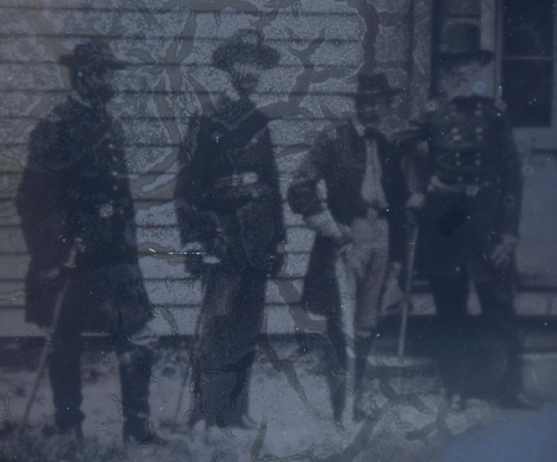 Important Ambrotype Image of US Civil War General & - 5