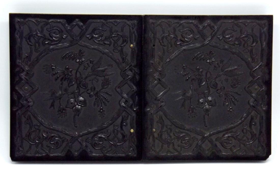 Rare 1/6 plate Tintype/Ambrotype Image of Civil War - 4