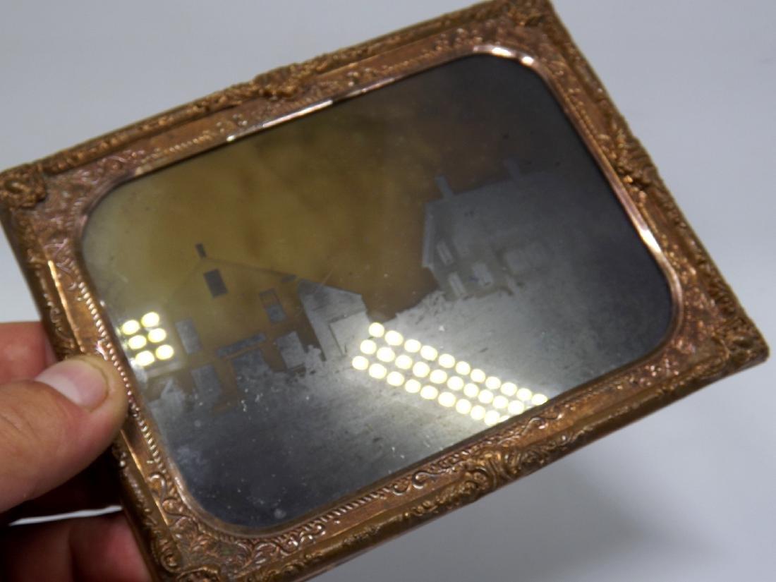 Very Rare Civil War era Half plate Tintype Image of - 7