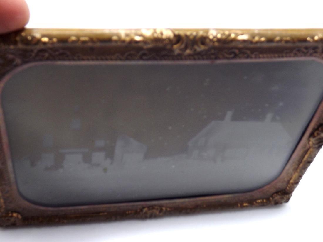 Very Rare Civil War era Half plate Tintype Image of - 8