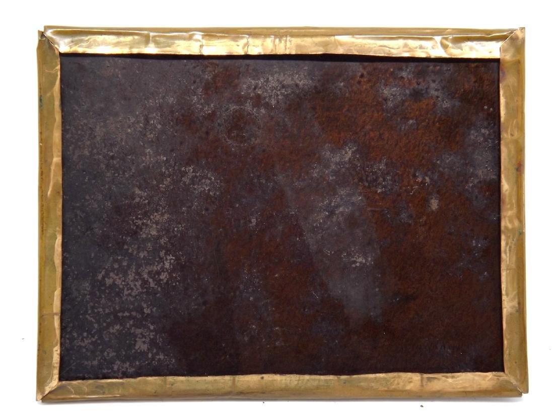 Very Rare Civil War era Half plate Tintype Image of - 9
