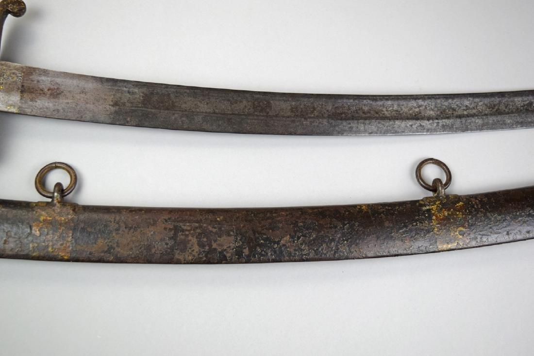 US Civil War Cavalry N. Starr Sword - 5