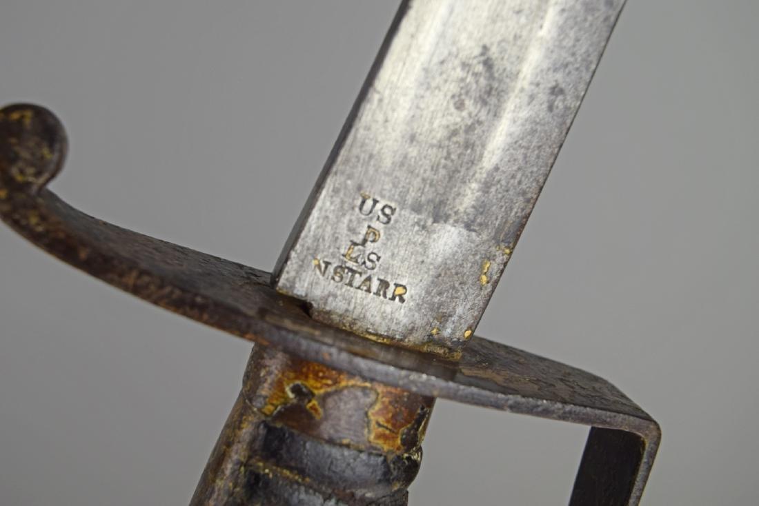 US Civil War Cavalry N. Starr Sword - 6