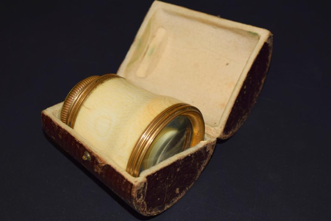 Lovely Quality 19th C. American Civil War era Cased - 2