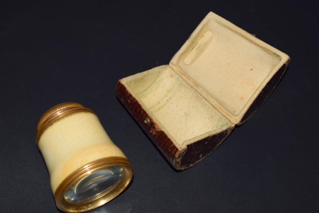 Lovely Quality 19th C. American Civil War era Cased - 3