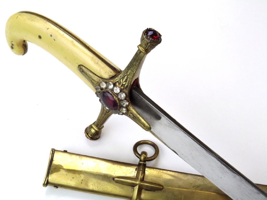 Early 19th C. French Napoleonic Era English General - 9