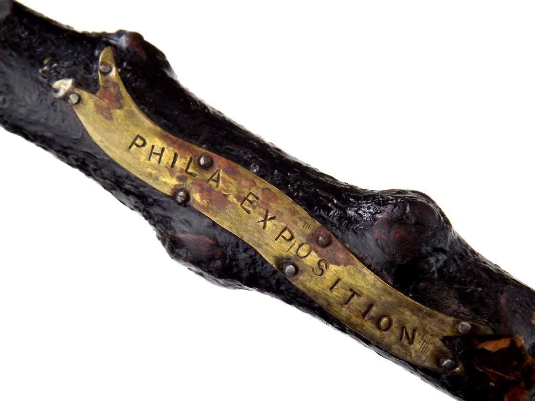 July 4 1876 Philadelphia Exposition American Dagger - 8