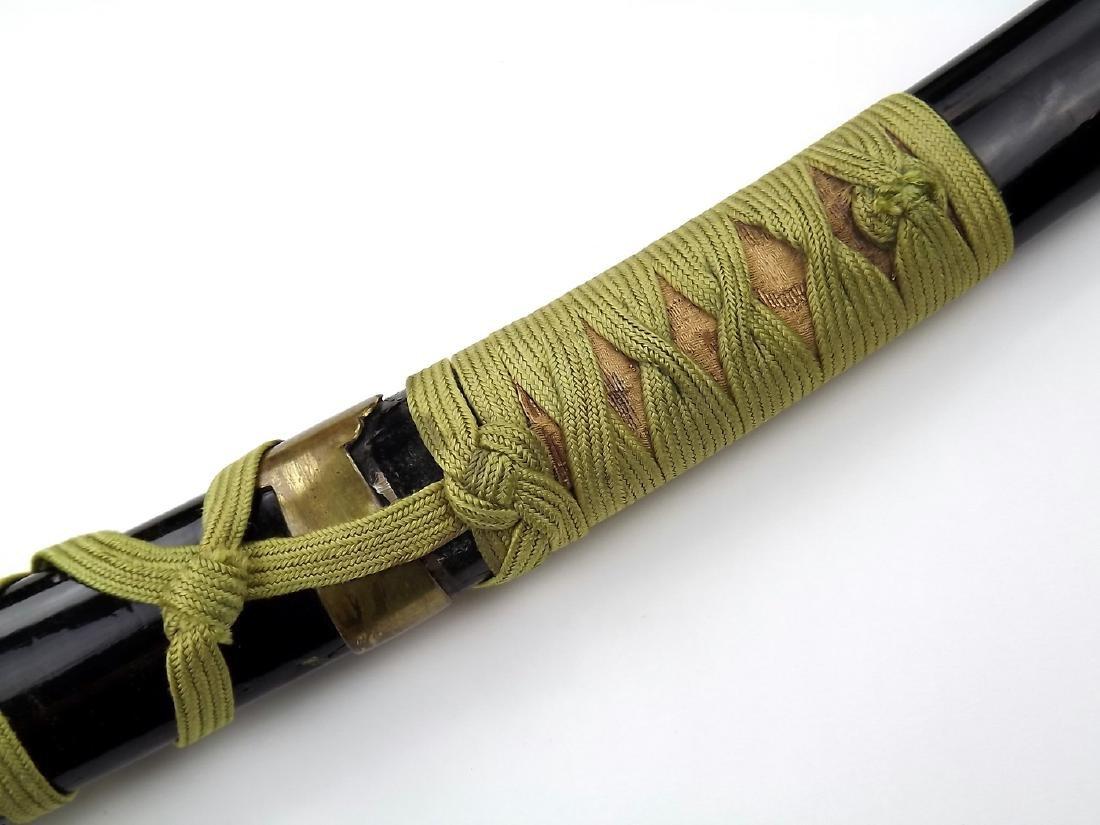 18th - 19th C. Japanese Samurai Tachi Katana Sword with - 4