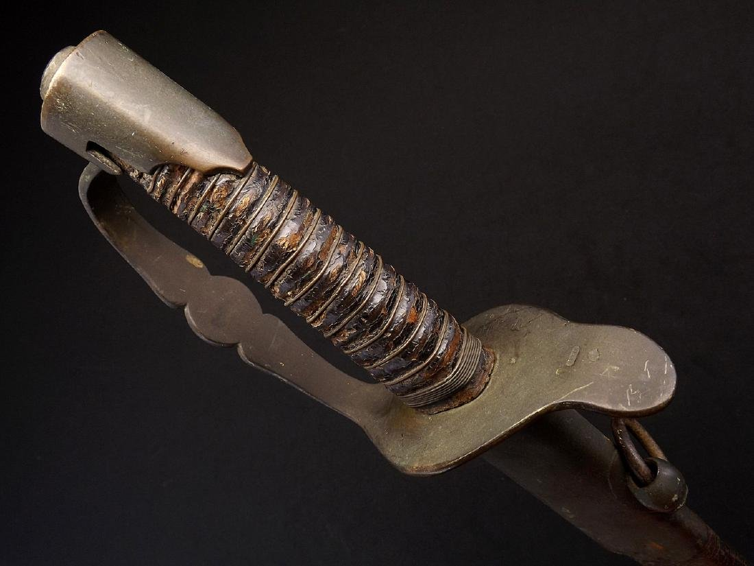 Napoleonic Era French Officers Sword later Altered for - 4