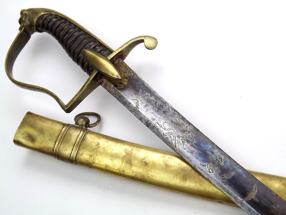 Early 19th C. Napoleonic era French or German Hussar